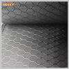 Black Color 3K 240gsm 0.30mm Hexagonal Honeycomb Carbon Fiber Fabric