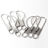 Stainless Steel Big Fish Snap Hook Fishing Tackle Accessories