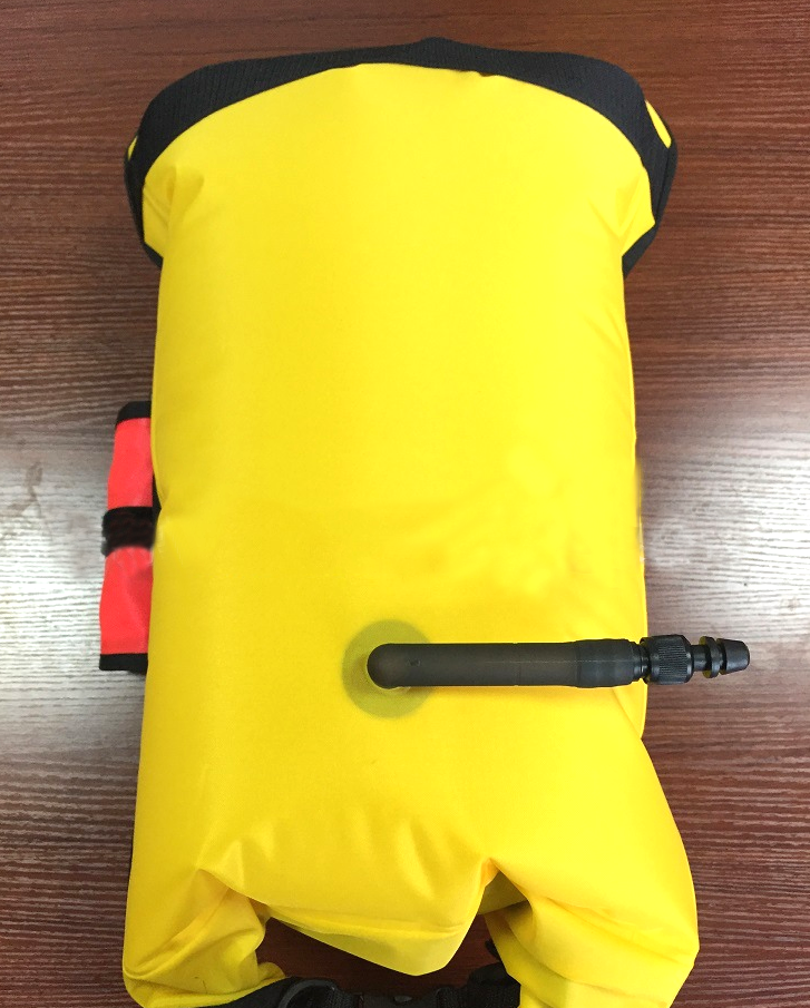 sea kayak paddle float bag floating diving accessories outdoor rafting