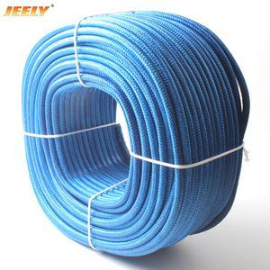 13mm 100m UHMWPE Core with Polyester Covering Sailboat Winch Tow Rope