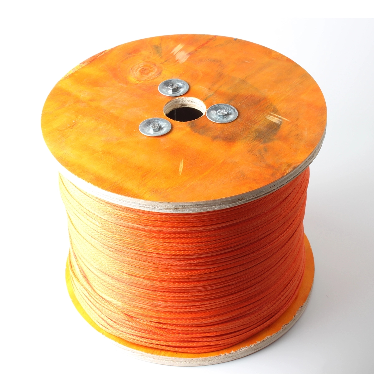 UHMWPE parasailing rope 2.8mm 16strands weave