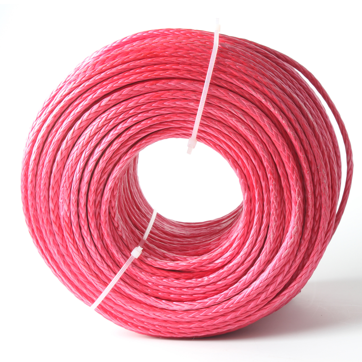 "4mm 5/32"" UHMWPE hang glider towing winch rope"