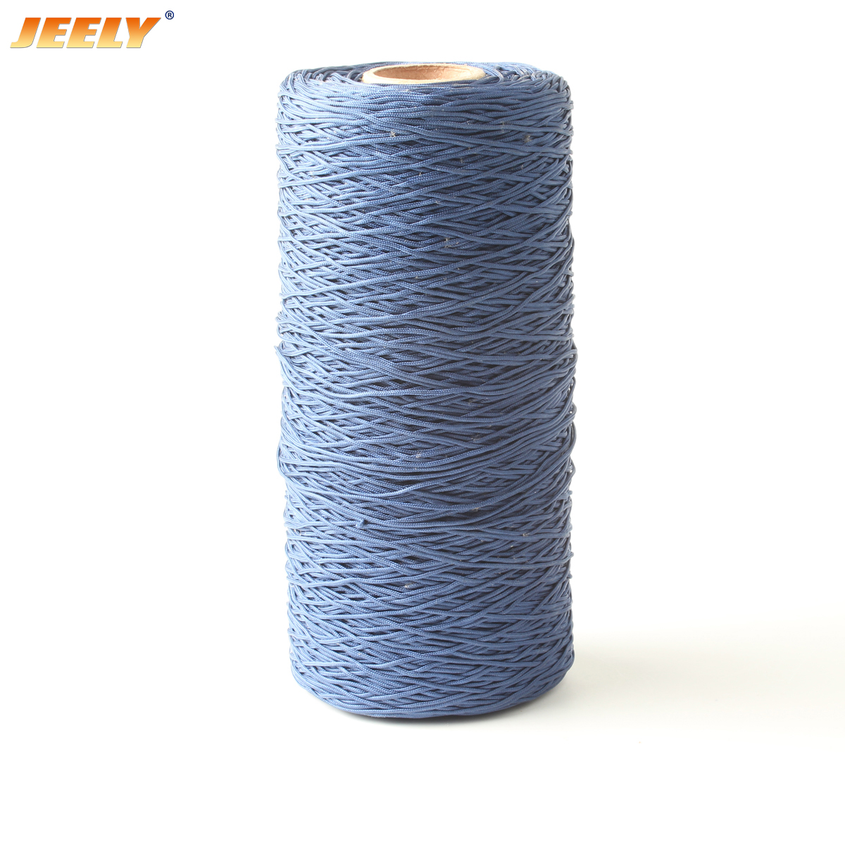 1.4mm UHMWPE Core with Polyester Jacket 16/24/32 Strands Round Stiff Version Cord