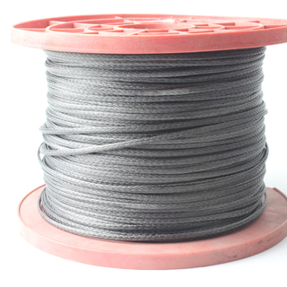Spectra uhmwpe yacht braid rope 6mm 1/4""