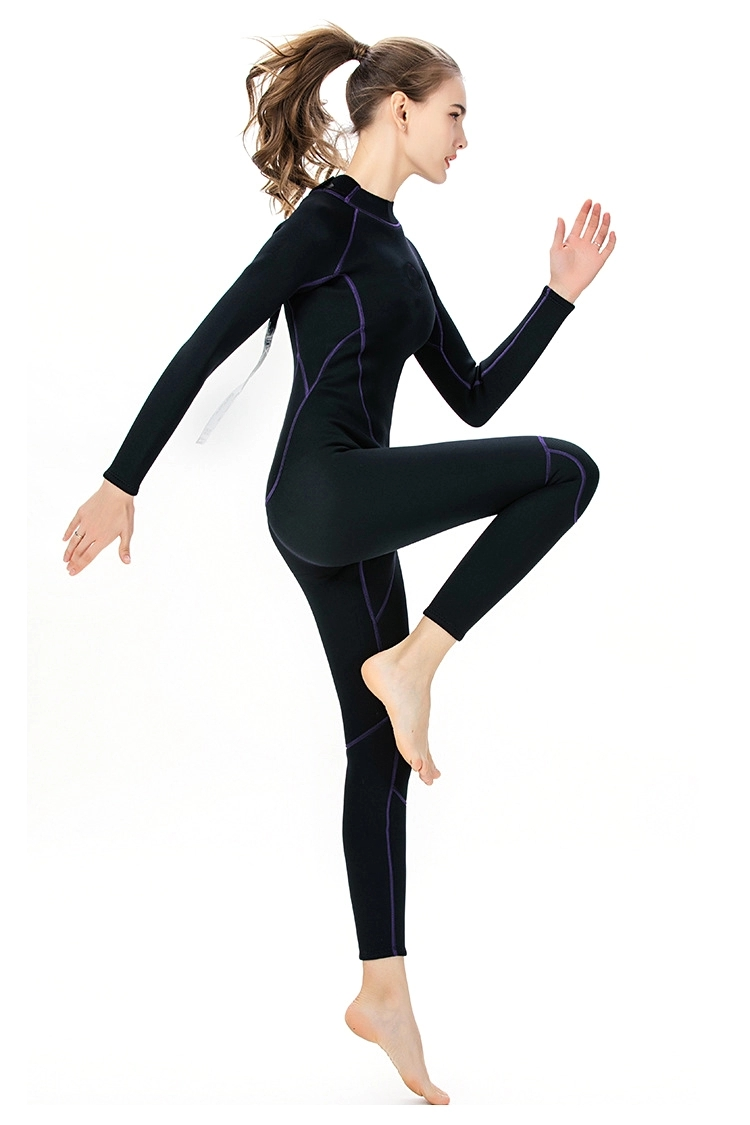 Women's Full Body Surfing Diving Wetsuits