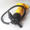 Plastic Inflate Pump With Pressure Instrument For Kitesurfing Kite