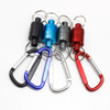 Strong Fishing Hunting Equipment Magnetic Locking Carabiner