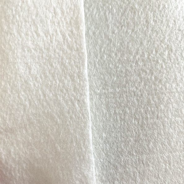 Stab proof felt puncture resistant nonwoven uhmwpe fabric for lining use