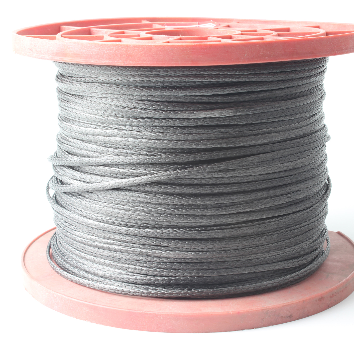 "3mm 1/8"" UHMWPE hollow braided hammock ridge line"